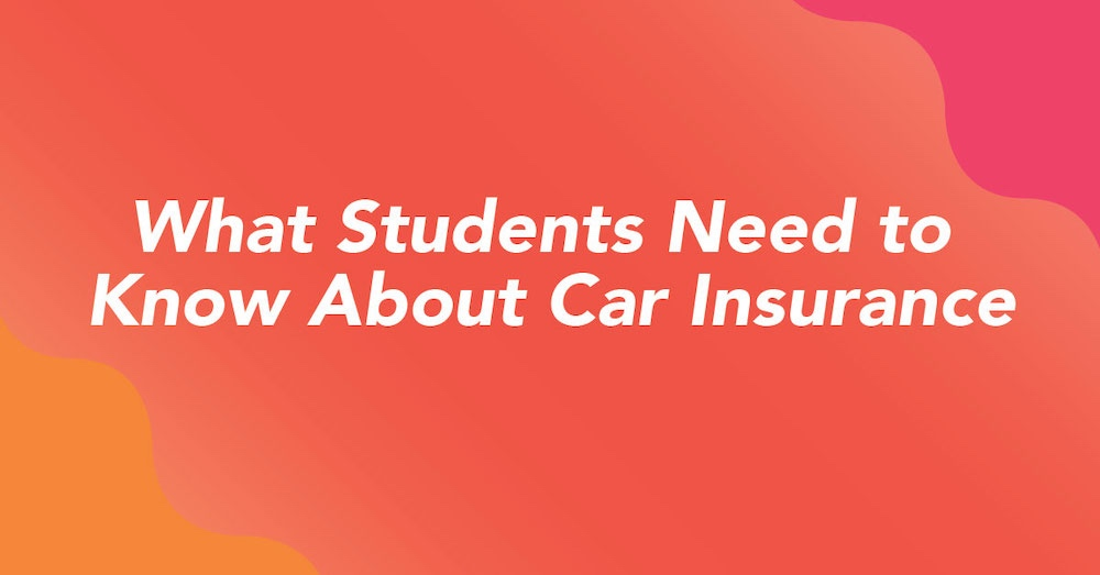 What Students at Rice University Need to Know About Car Insurance
