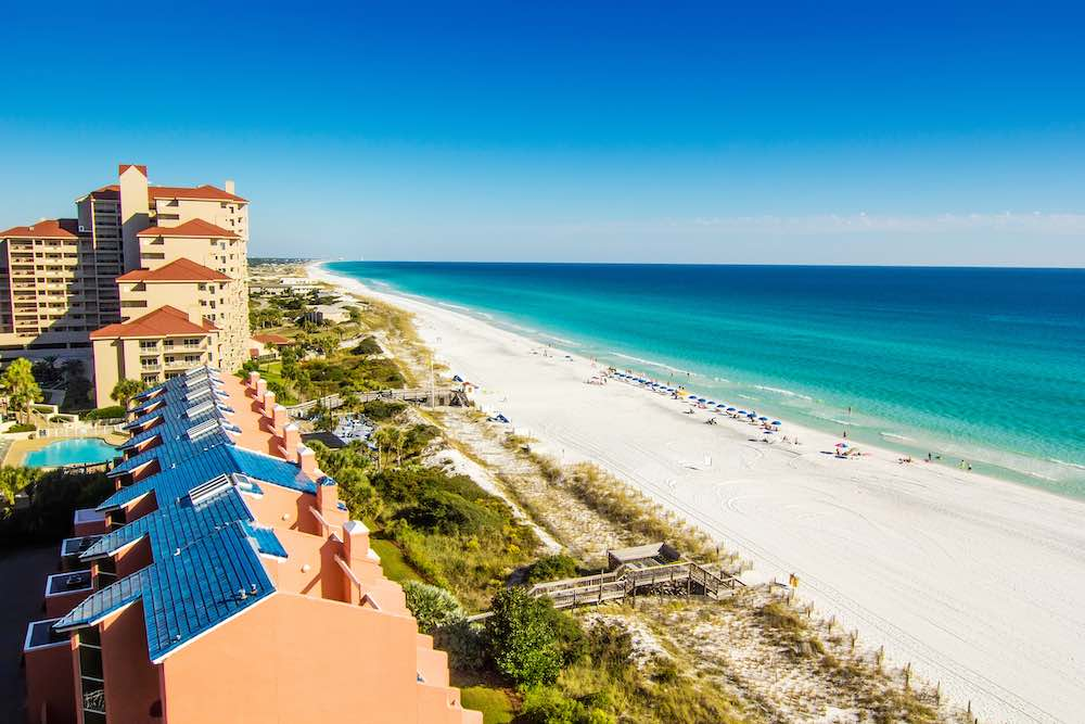 Boro's Top Spring Break Destinations: Panama City Beach Florida
